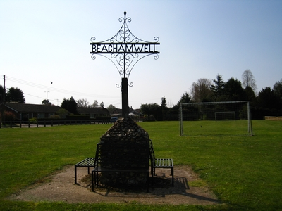 Beachamwell Village Sign