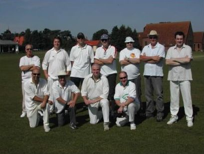 Boughton Cricket Team 2006