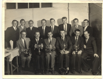 Old Boughton Cricket Team