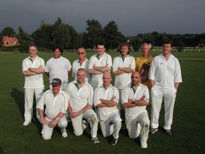 Boughton Cricket Team 2007