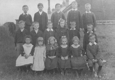 School Children Circa 1905