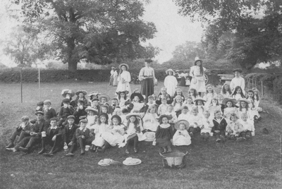 Sunday School Children Circa 1905