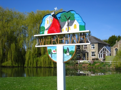Wereham Village Sign
